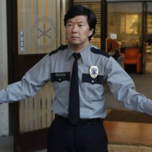 Community: Ken Jeong in una scena dell'episodio Competitive Ecology