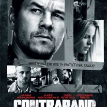 Contraband: nuovo poster USA