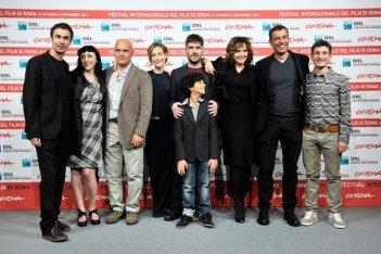 Roma 2011: il regista Ivan Cotroneo e il cast presentano La kryptonite nella borsa