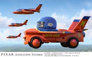 Air Mater: un'immagine del corto diretto da Rob Gibbs