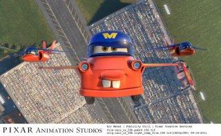 Air Mater: un'immagine del corto Pixar