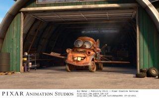 Air Mater: un'immagine tratta dal corto diretto da Rob Gibbs