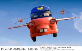 Air Mater: un'immagine tratta dal corto Pixar