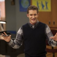 Glee: Matthew Morrison in una scena dell'episodio Pot O' Gold