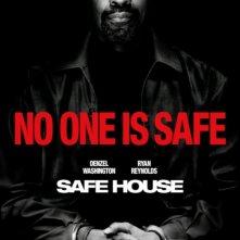 Safe House: ecco la prima locandina