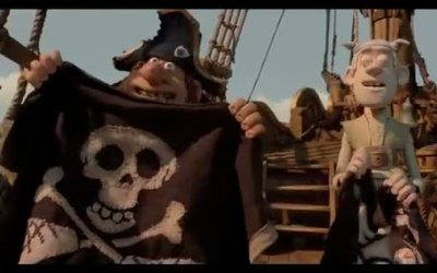 Trailer 2 - The Pirates! Band of Misfits