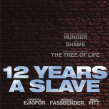 Twelve Years a Slave: la locandina del film