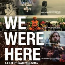 We Were Here: poster del documentario dedicato alla diffusione dell'AIDS a San Francisco