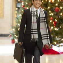 A Very Harold & Kumar Christmas: John Cho in una scena
