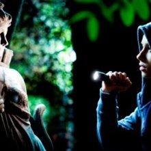 Alba Garcia è la giovane protagonista del film Verbo (2011)