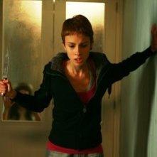 Alba Garcia protagonista del film Verbo (2011)