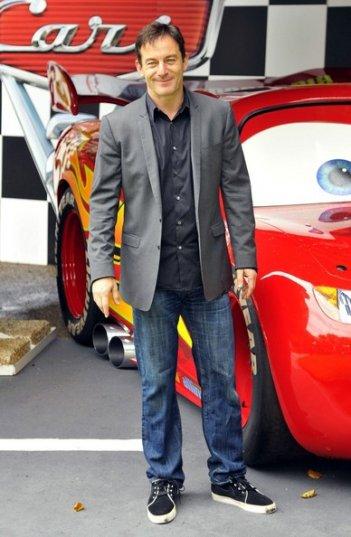 Cars 2: Jason Isaacs alla prima londinese