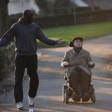 François Cluzet e Omar Sy protagonisti di Intouchables