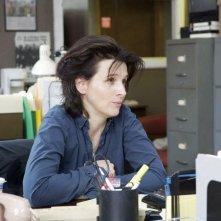 Juliette Binoche in The Son of No One nel quale interpreta Lauren Bridges
