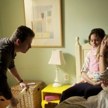 Katie Holmes con Channing Tatum in The Son of No one