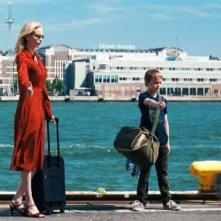 Nina Hoss in Fenster zum Sommer con Lasse Stadelmann
