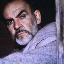 Sean Connery ne Il nome della rosa