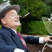 Bill Murray nei panni del Presidente Franklin Delano Roosevelt in Hyde Park on the Hudson
