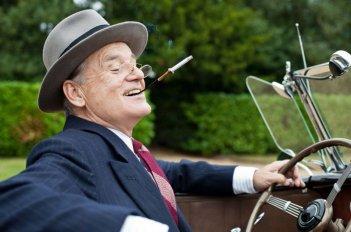 Bill Murray nei panni del Presidente Franklin Delano Roosevelt in Hyde Park on the Hudson