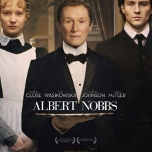 Albert Nobbs: nuovo poster