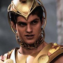 Daniel Sharman è Ares in una scena di Immortals 3D