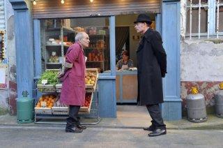 Jean-Pierre Darroussin in un'immagine tratta dal film Miracolo a Le Havre
