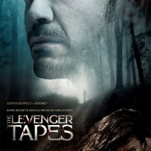 The Levenger Tapes: Character Poster per John Rosenfeld/Rooney