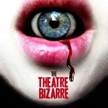 The Theatre Bizarre: la locandina del film