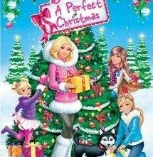 Barbie - Il Natale perfetto: la locandina del film