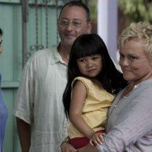 Jean Reno in On ne choisit pas sa famille: Helena Noguerra e Muriel Robin