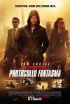 Mission: Impossible - Protocollo Fantasma: la locandina italiana del film