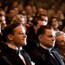 Leonardo DiCaprio e Judi Dench in una scena di J.Edgar con Armie Hammer