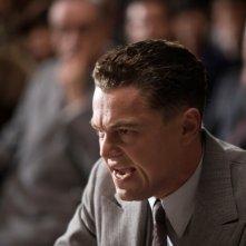 Leonardo DiCaprio nei panni di J.Edgar Hoover in una scena della pellicola di Eastwood