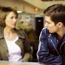 Looking for Simon (Auf der Suche): Corinna Harfouch e Nico Rogner in una scena