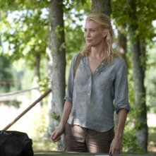 The Walking Dead: Laurie Holden nell'episodio La rosa di Cherokee