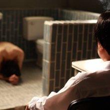 A confession: un'immagine tratta dal film