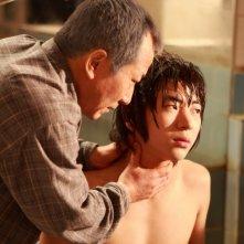 A confession: una drammatica scena del film diretto da Park Su-min