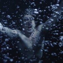 Ghosted: Martin Compston in una suggestiva scena del film