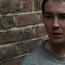 Ghosted: un primo piano di Martin Compston, protagonista del film