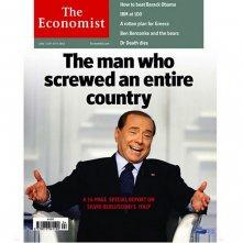 L'uomo che ha fregato un Paese - una copertina dell'Economist dedicata a Berlusconi