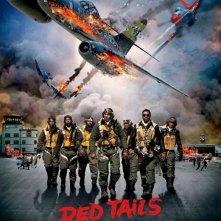 Red Tails: ecco il nuovo poster con i protagonisti della pellicola