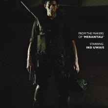 The Raid: una locandina del film