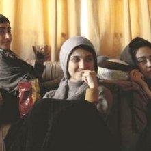 Three and a half: una scena del film diretto dall'iraniano Naghi Nemati