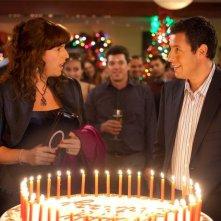 Adam Sandler nei panni di Jack and Jill nella commedia da lui interpretata nel 2011