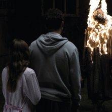 Intruders: un'inquietante scena tratta dal film di Juan Carlos Fresnadillo