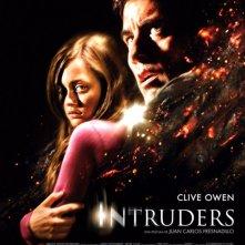Intruders: un poster spagnolo del film