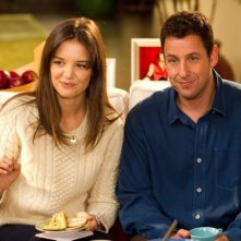 Katie Holmes e Adam Sandler in Jack and Jill