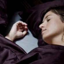 Sleep Tight: Marta Etura in una scena del film