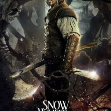 Snow White and the Huntsman: Character Poster per Chris Hemsworth