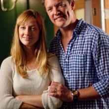 The Descendants: Matthew Lillard e Judy Greer in una scena del film